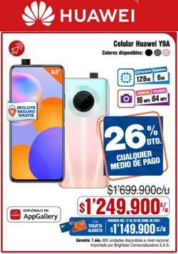 Catálogo Huawei ( 2 días más )