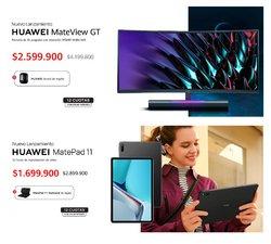 Ofertas de Informática y Electrónica en el catálogo de Huawei ( 5 días más)
