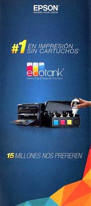 Ofertas de Informática y electrónica en el catálogo de Epson en Cartagena ( Caduca hoy )