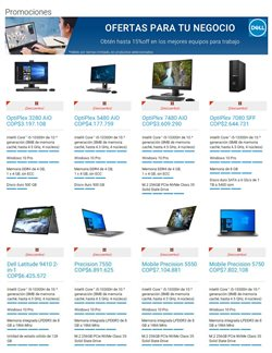 Ofertas de Informática y electrónica en el catálogo de Dell en Barranquilla ( Caduca hoy )
