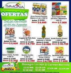 Ofertas de Simona en el catálogo de Simona ( Vence mañana)