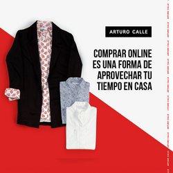 Catálogo Arturo Calle en Soledad ( Caducado )