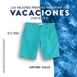 Ofertas de Arturo Calle en el catálogo de Arturo Calle ( 7 días más)