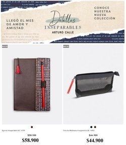 Catálogo Arturo Calle ( 7 días más)