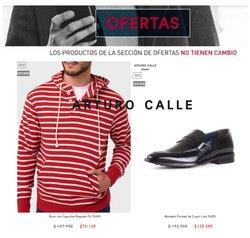 Catálogo Arturo Calle ( 3 días más)