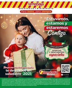 Catálogo La Rebaja ( Publicado ayer )