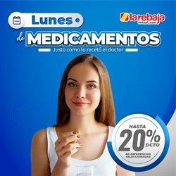Ofertas de Farmacia, droguería y óptica en el catálogo de La Rebaja en Villavicencio ( 3 días más )