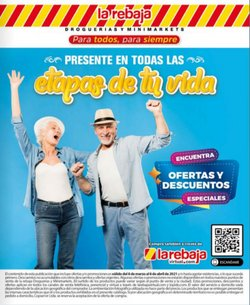 Catálogo La Rebaja ( Publicado ayer)