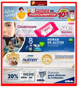 Catálogo La Rebaja en Facatativá ( Vence mañana )