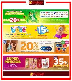 Ofertas de Farmacia, droguería y óptica en el catálogo de La Rebaja en Manizales ( 2 días más )