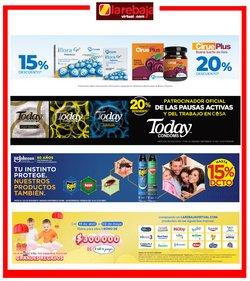 Ofertas de Farmacia, droguería y óptica en el catálogo de La Rebaja ( 3 días más )