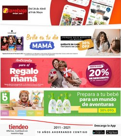 Catálogo La Rebaja ( 2 días más)