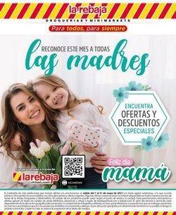 Catálogo La Rebaja ( 15 días más)