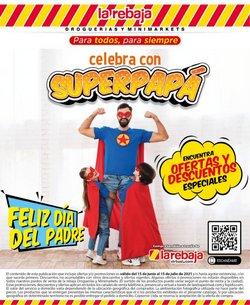 Catálogo La Rebaja ( Publicado hoy)