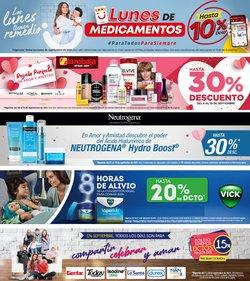 Ofertas de Farmacias, Droguerías y Ópticas en el catálogo de La Rebaja ( 7 días más)