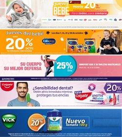 Ofertas de Farmacias, Droguerías y Ópticas en el catálogo de La Rebaja ( 14 días más)