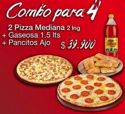 Ofertas de Restaurantes en el catálogo de Pizza Doble Pizza en Envigado ( 3 días más )