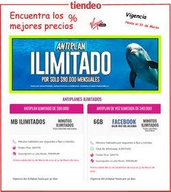 Ofertas de Informática y electrónica en el catálogo de Virgin en Bucaramanga ( 23 días más )