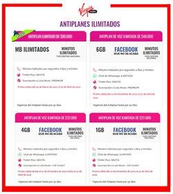 Ofertas de Informática y electrónica en el catálogo de Virgin en Facatativá ( 8 días más )