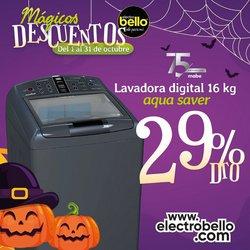 Ofertas de Electrobello en el catálogo de Electrobello ( 12 días más)