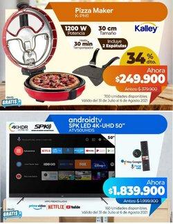 Ofertas de Informática y electrónica en el catálogo de Kalley ( Vence mañana)