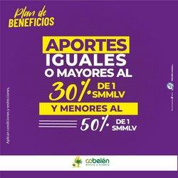 Ofertas de Bancos y seguros en el catálogo de Cobelén en Soacha ( 2 días publicado )