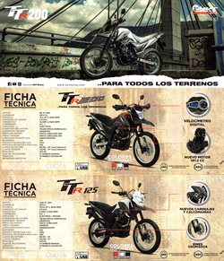 Ofertas de Coche, moto y repuestos  en el catálogo de AKT en Pradera