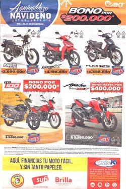Ofertas de Coche, moto y repuestos  en el catálogo de AKT en Ayapel