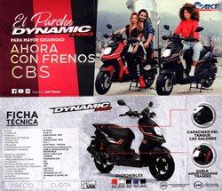 Ofertas de Moto en AKT
