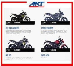 Ofertas de AKT en el catálogo de AKT ( Más de un mes)