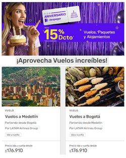 Ofertas de Viajes en el catálogo de Despegar ( Publicado hoy)