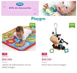 Ofertas de Juguetes y Bebés en el catálogo de BabySmart ( 7 días más)