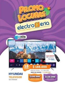 Ofertas de Informática y Electrónica en el catálogo de Electroferia ( 3 días más)