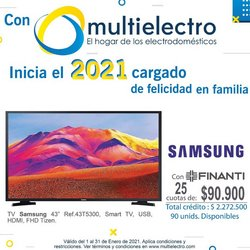 Catálogo Multielectro ( 2 días publicado )