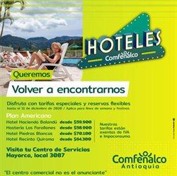 Ofertas de Hoteles en Comfenalco