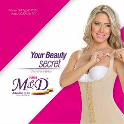 Catálogo Fajas M&D ( Caducado )