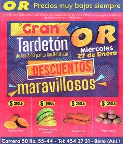 Catálogo Mercados OR ( Caducado )