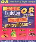 Catálogo Mercados OR en Medellín ( Caducado )