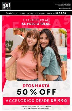 Catálogo Gef en Barranquilla ( 26 días más )