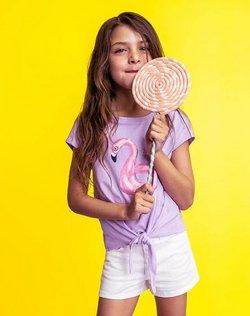Ofertas de Camiseta niña en Gef
