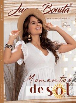 Catálogo Juana Bonita ( 15 días más )