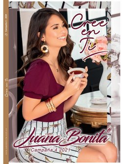 Ofertas de Ropa, zapatos y complementos en el catálogo de Juana Bonita ( Caduca hoy )
