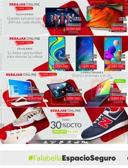 Ofertas de Tiendas departamentales en el catálogo de Falabella en Bogotá ( Caduca hoy )