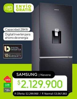 Ofertas de Samsung en el catálogo de Falabella ( Vence hoy)