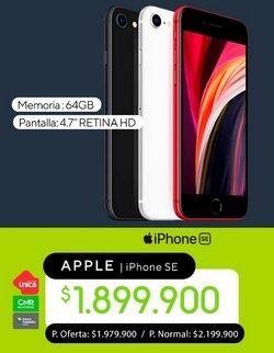 Ofertas de Apple en el catálogo de Falabella ( Vence hoy)