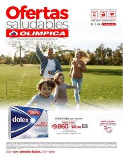 Ofertas de Farmacia, droguería y óptica en el catálogo de Superdroguería Olímpica en Cajicá ( Publicado hoy )