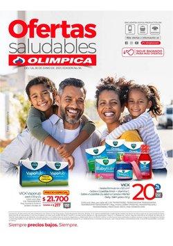 Ofertas de Farmacia, droguería y óptica en el catálogo de Superdroguería Olímpica ( 7 días más)