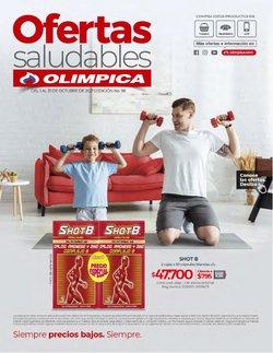 Ofertas de Farmacias, Droguerías y Ópticas en el catálogo de Superdroguería Olímpica ( 12 días más)