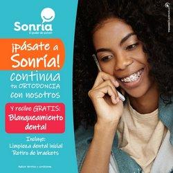 Ofertas de Farmacia, droguería y óptica en el catálogo de Sonría en Rionegro Antioquia ( 10 días más )