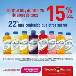 Ofertas de Farmacia, droguería y óptica en el catálogo de Droguería Alemana en Villavicencio ( 3 días más )